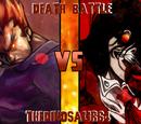 Demitri vs Alucard