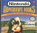 Episode 10 - Super Mario Adventure Book: Leaping Lizards