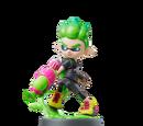Inkling chico (verde neón) - Splatoon