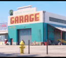Big Daddy's garage