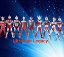 Ultraman Legacy (Series)