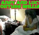 Andy And Lucy Torture William In His Sleep!!!