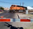 WillTheArthurandBusterFan5050/BNSF through Tucson