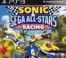 Jeux de course Sonic