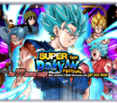 Rare Summon: Super Type Dokkan Festival