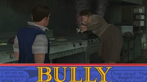 """Bully (PS4 version) - mission """"Last minute shopping"""""""