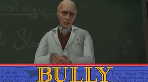 """Bully (PS4 version) - mission """"Weed killer"""""""