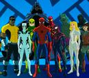 S.H.I.E.L.D. Trainees