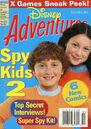 Disney Adventures Magazine cover September 2002 Spy Kids 2.jpg
