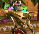 Easter Bunny Headset