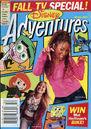 Disney Adventures Magazine cover October 2003 Fall TV thats so raven.jpg