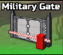 Military Gate