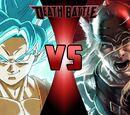 Goku VS Thor