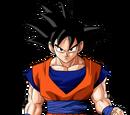 Son Goku (Canon)/Maverick Zero X