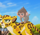 Ах, эти бабуины!