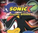 Sonic X: Project Shadow