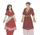Dragon tribe Laguz