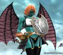 Demon Sanya/The Dark Avenger