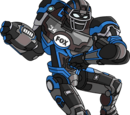 Cleatus the Football Robot