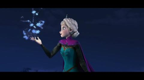Gisela - Vol Volar (Frozen Catalan)