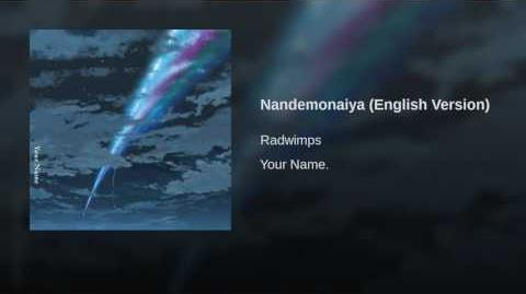 Nandemonaiya (English Version)