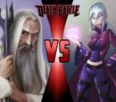 Saruman VS Charmcaster