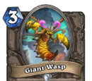 Giant Wasp