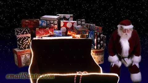 🎅 Santa's reindeer playing reindeer games! 04 00 SCT*