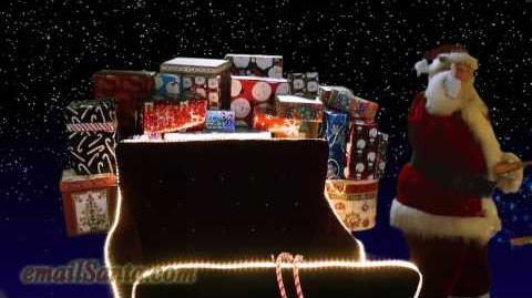 🎅 Santa's reindeer play a trick on him! 04 30 SCT*