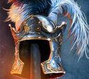 Mace Tyrell's Helmet
