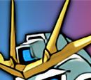 Optimus Prime vs Burning Gundam