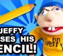 Jeffy Loses His Pencil!