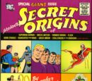 DC Universe: Secret Origins (Collected)