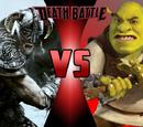 Last Dragonborn VS Shrek