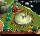 Садовый дракоша