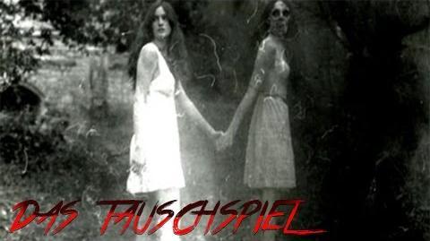 DAS TAUSCHSPIEL - Creepypasta GERMAN