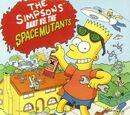 Bart vs os Mutantes do espaço