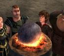 Das Eruptodon-Ei