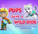 Pups Save a Wild Ride