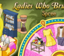 Ladies Who Brunch Spree Spinner