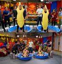 Dirk & Pam's Banana Split Dare; Before and During.jpg