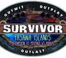 Survivor ORG 30: Yasawa Islands