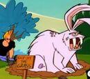 Mutant Rabbit (Johnny Bravo)