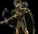 Asgardian Bowman/M.O.M.