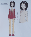 Second season animation art book Yuuki real life.png