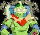 Battling Seizure Robot