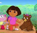 Dora and the Very Sleepy Bear