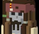Skeleton Jack Sparrow