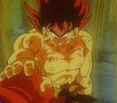 Pseudo Super Saiyan (Dragon Ball Series)