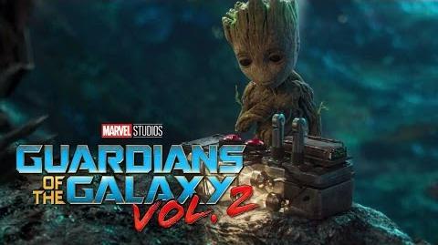 GUARDIANS OF THE GALAXY VOL. 2 - Filmclip Der Todesknopf Marvel HD